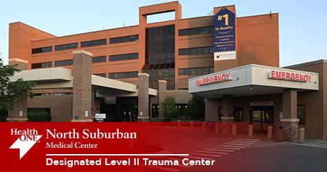 North Suburban Medical Center Receives Designation as a Level II Trauma Center