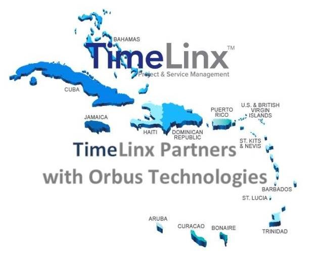 Orbus Technologies Agrees to Partner with Project and Service Management Solutions Provider TimeLinx