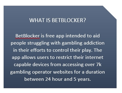 BetBlocker Secures First Corporate Funding from CasinoGuide