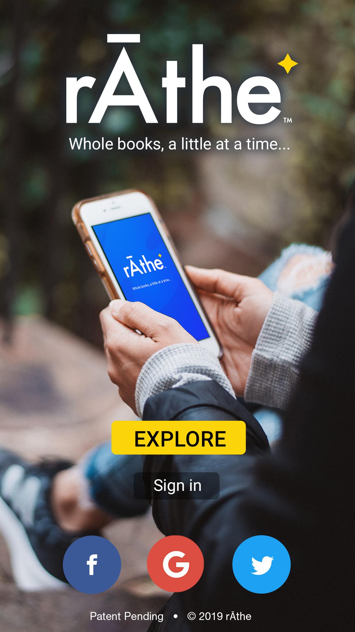 rĀthe Mobile App is Not Afraid of RWA