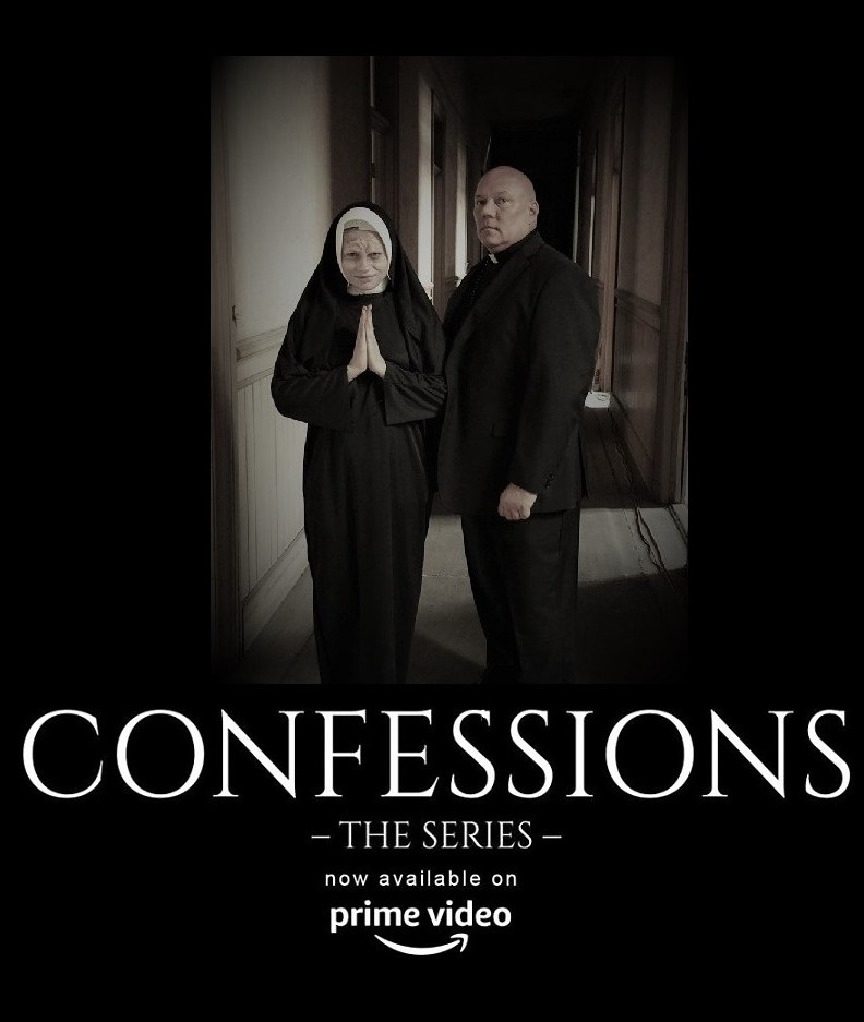 CONFESSIONS, the Short Form Content Horror Mini Series Now Streaming on Amazon Prime Video