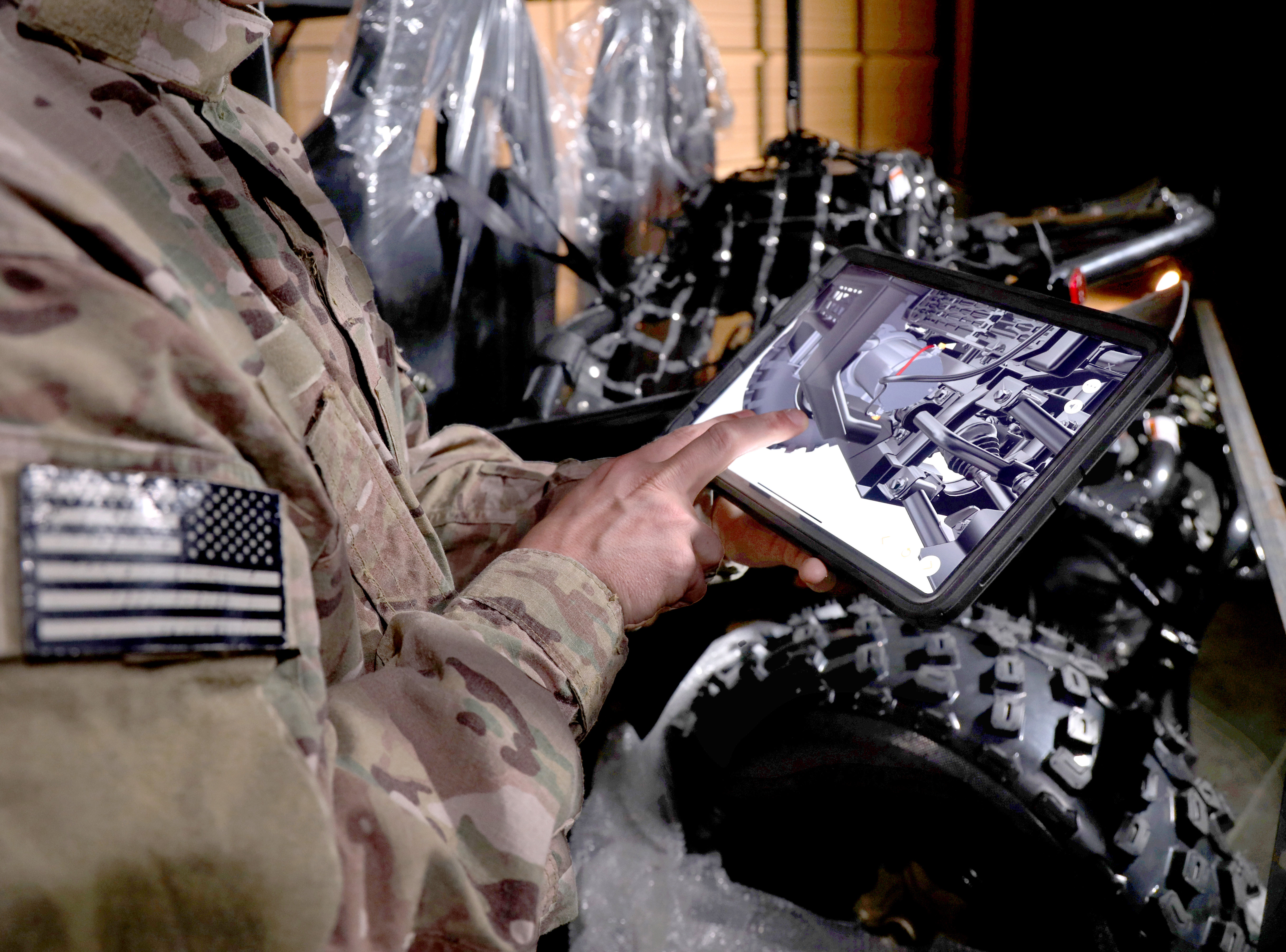 Air Force to Explore 3D Interactive Instructions for Training & Maintenance; Texas Start Up Wins Contract