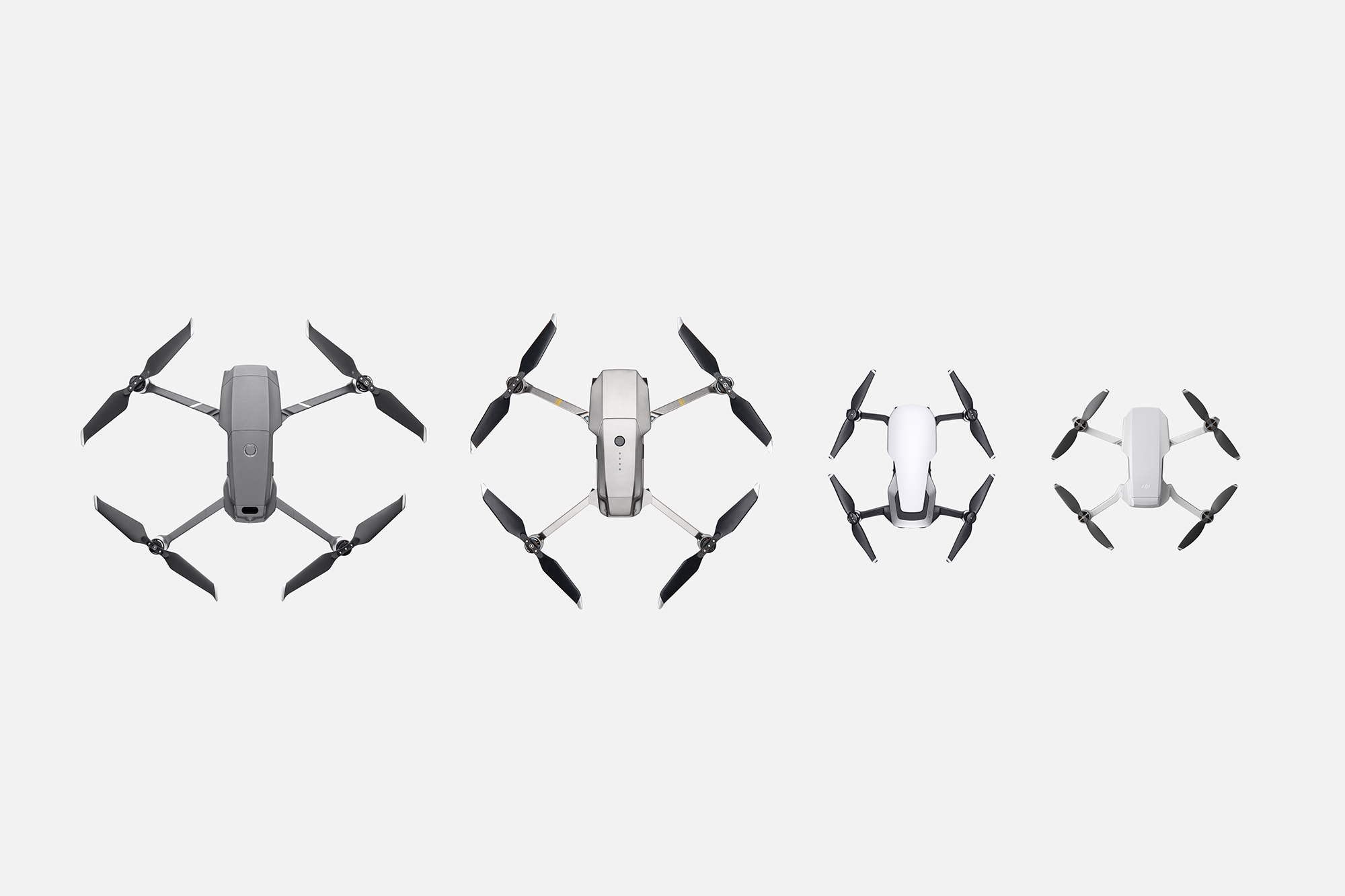 Airworks Announces the Top 2020 DJI Drones for Personal Use