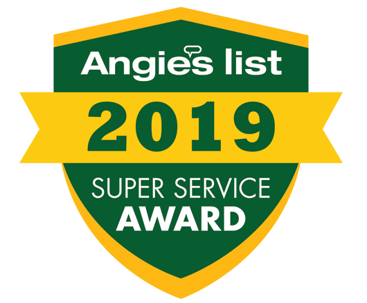 Paul Sutton's Peak Structural Earns the 2019 Angie's List Super Service Award