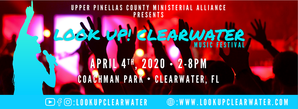 Fourth Annual Look Up! Clearwater Festival Coming to Coachman Park on April 4, 2020