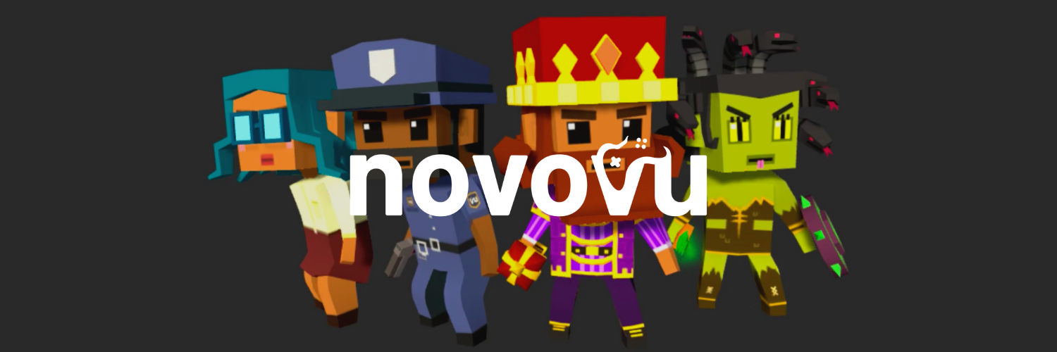 Novovu Lets Teens Create Video Games to Turn Into a Career - Headed by 17 Year-Old CEO