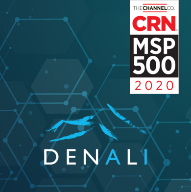 Denali Advanced Integration Recognized for Exceptional Managed IT Services by CRN