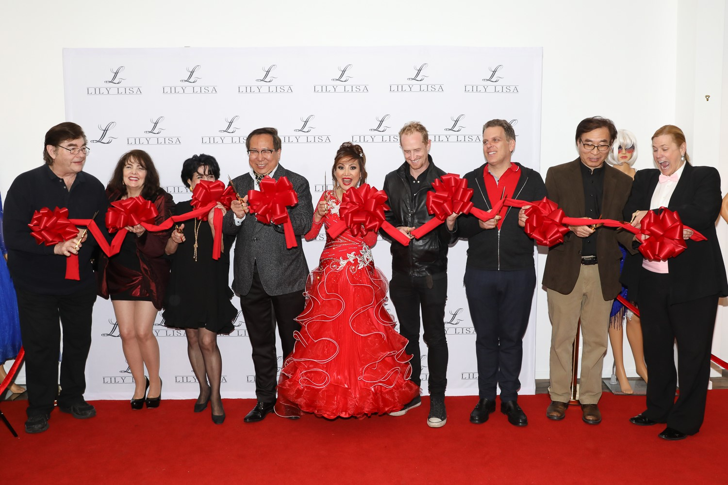 Lily Lisa Collection Holds Grand Opening on Beverly Drive