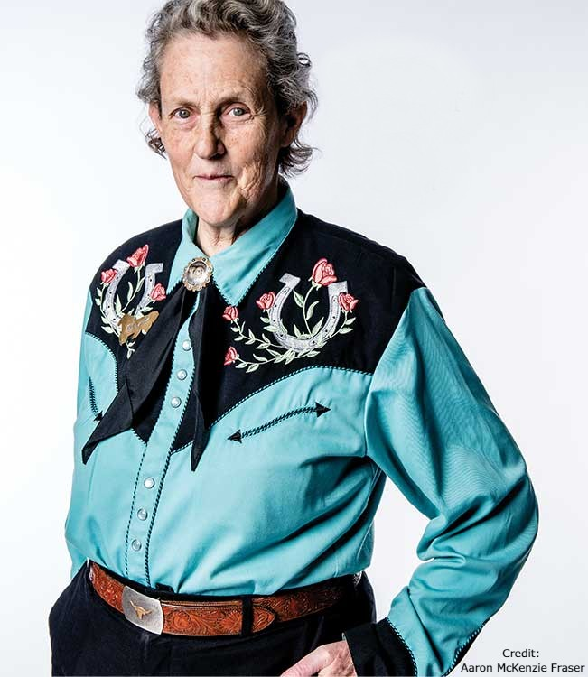 Breakfast with Dr. Temple Grandin: