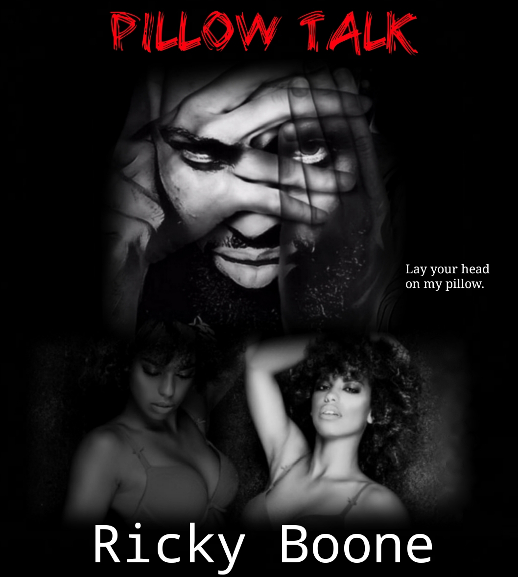 Andrea Johnson Books Publishing Releases Pillow Talk, by Author Ricky Boone, an Up Close Poetic Look Into a Black Man's Emotional View on Love and Pain