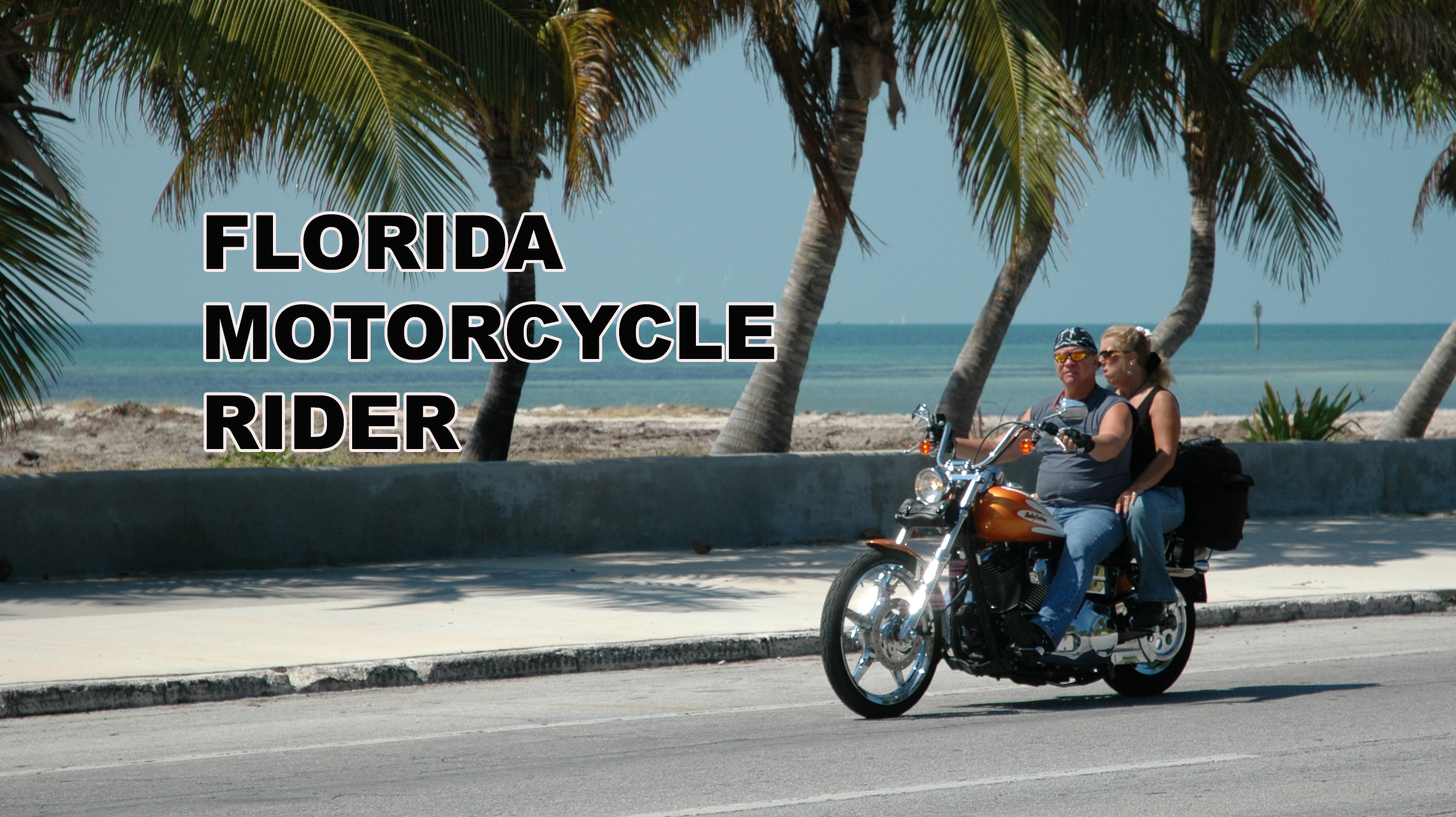 FloridaMotorcycleRider.Com Revs Up with Free Ride Maps
