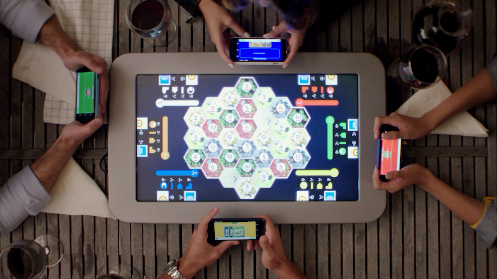 Blok Party, Reiner Knizia to Bring Popular Board Games to the PlayTable
