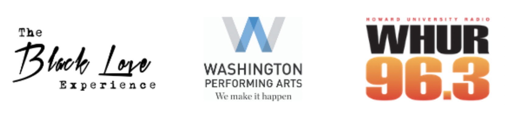 Black Love Experience Partners with Washington Performing Arts and WHUR to Celebrate Black Excellence