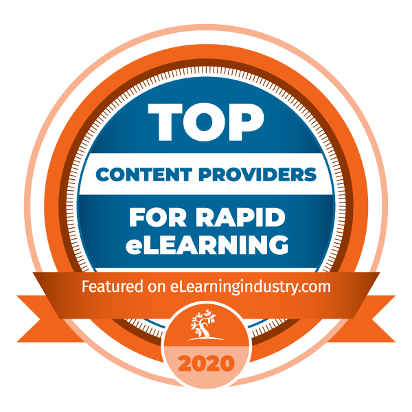 CommLab India is the Top Rapid eLearning Content Provider in a Ranking by eLearning Industry