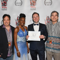"""Call Me"" Wins Best International Romantic Comedy Short in Hollywood"