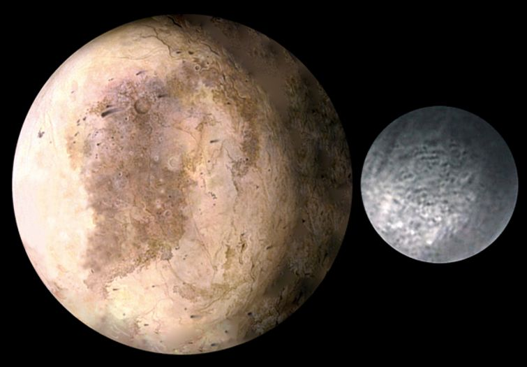 Custer Institute Observatory Declares Pluto is a Planet