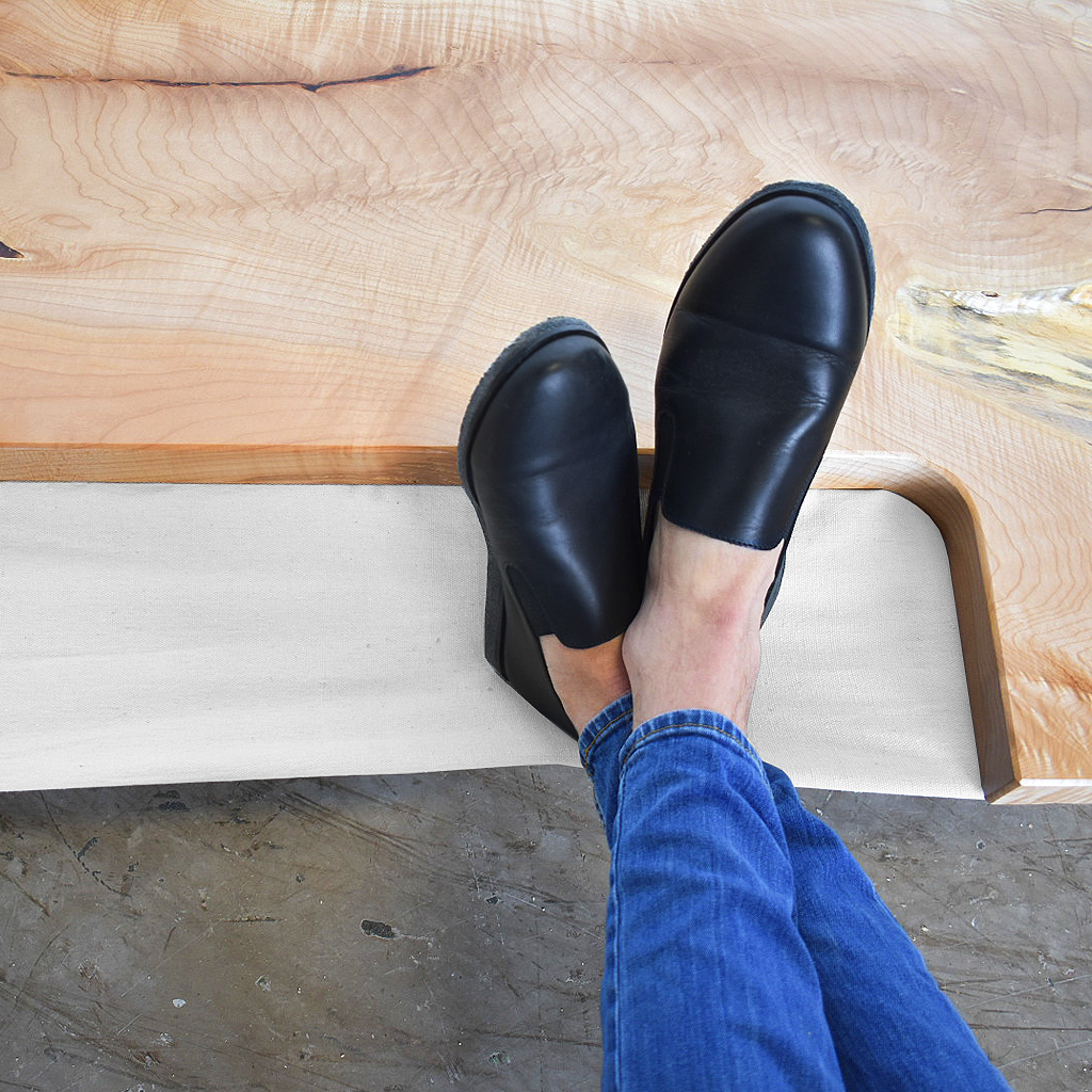 buoyed's Patent Pending Coffee Table Design Collaboration