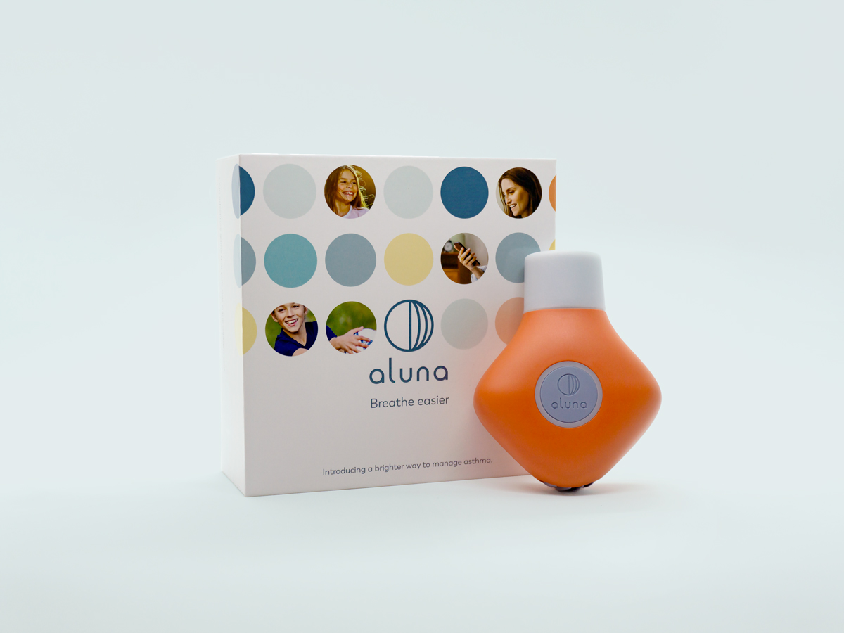 FDA Clears Aluna Asthma Management Platform for Consumer Sale & Use; Aluna Designed in Consultation with Physicians to Measure Lung Health at Home & on the Go