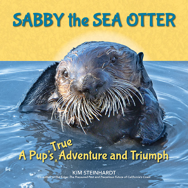 A Young Sea Otter's True-Life Adventure Teaches Young Readers About Marine Wildlife in New Children's Book