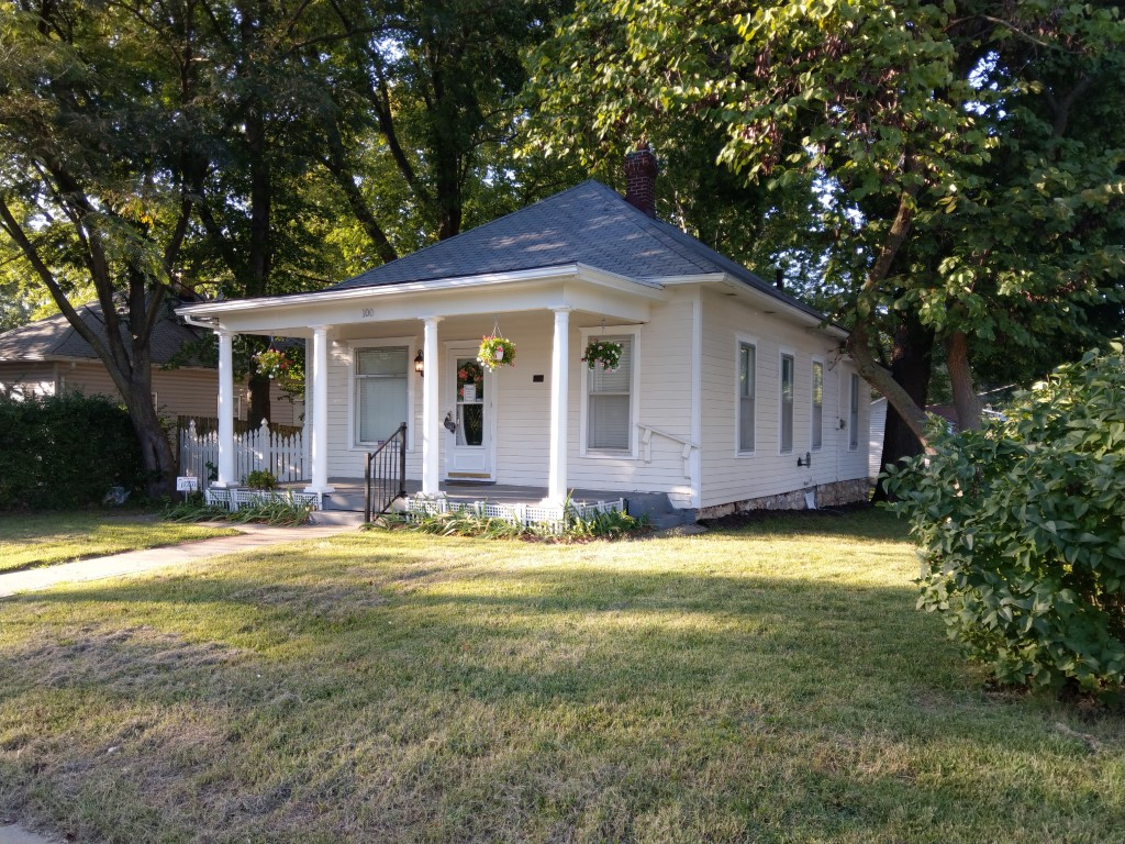 Ginger Rogers Birthplace is for Sale