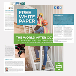 """Axiom Medical Releases """"The World After COVID-19:  Infection Control and Return to Work Strategies for Non-Healthcare Businesses"""" White Paper"""