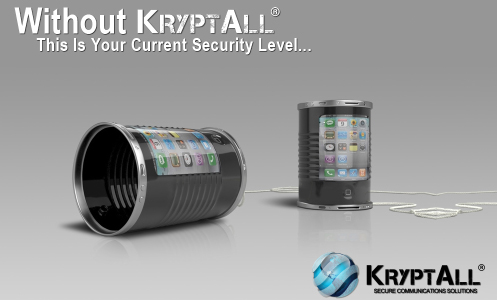 KryptAll's Secure Calling Maintains Your Business