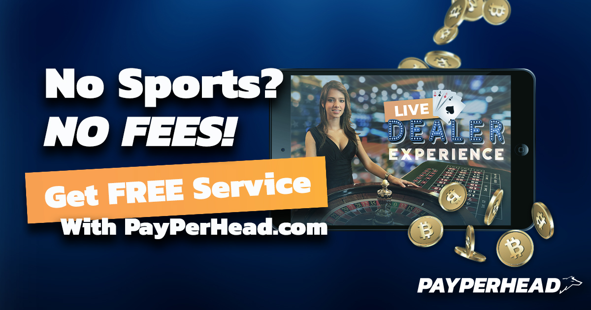 Despite No Sports, PayPerHead® Keeps Players in Action