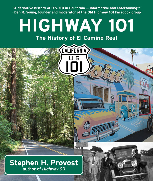 Filled with Historic Photos and Little Known Lore, New California History Book