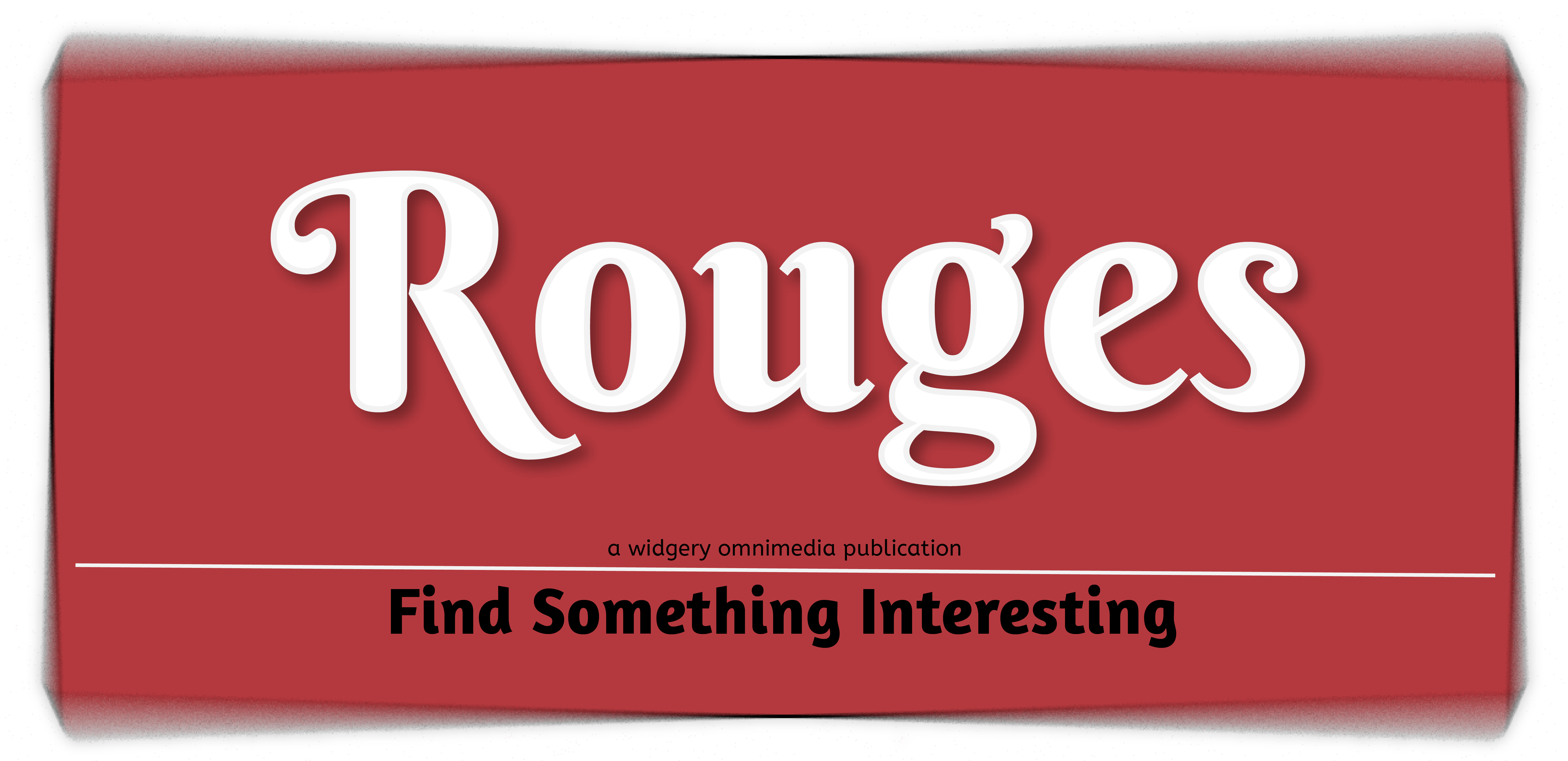 Rouges Magazine Announces Their New Look