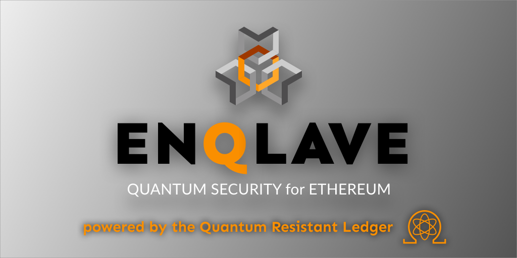 Announcing EnQlave: Post-Quantum Secure Ethereum Wallets