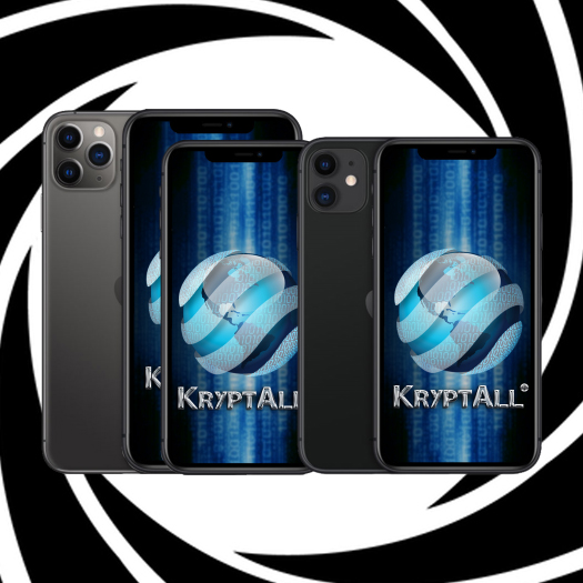 Kryptall Prevents Cellular Phone Tracking