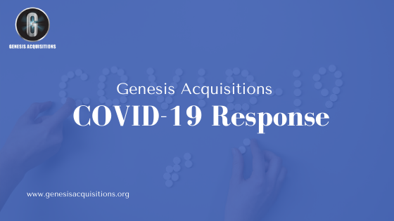 Genesis Acquisitions Responds to COVID-19 with More Career Opportunities