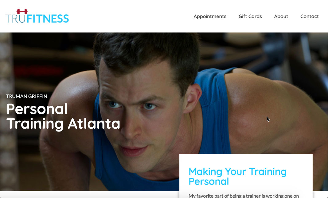 B. McGuire Designs Completes New Project for Atlanta Personal Trainer