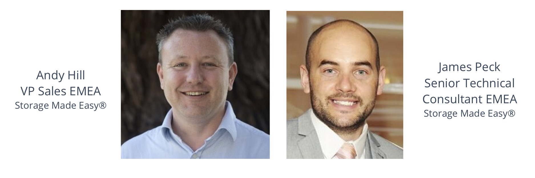 In Response to Accelerating Customer Sales, Storage Made Easy Appoints a New EMEA VP Sales