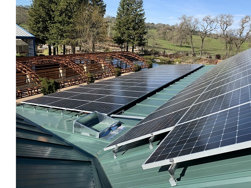 SolarCraft Completes Solar Power Installation at Bricoleur Vineyards; Windsor Winery Goes Solar, Increases Sustainability & Savings