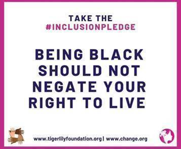 National Patient Advocacy Organizations Band Together for #InclusionPledge to Ensure Equity for Black Women