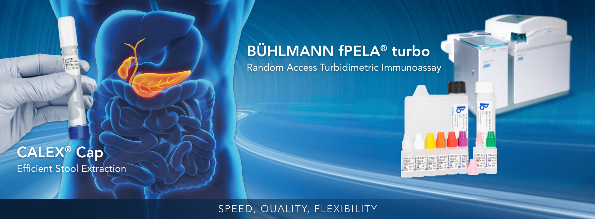 BÜHLMANN Laboratories AG Launches New fPELA® turbo Automated, Random Access Pancreatic Elastase Test