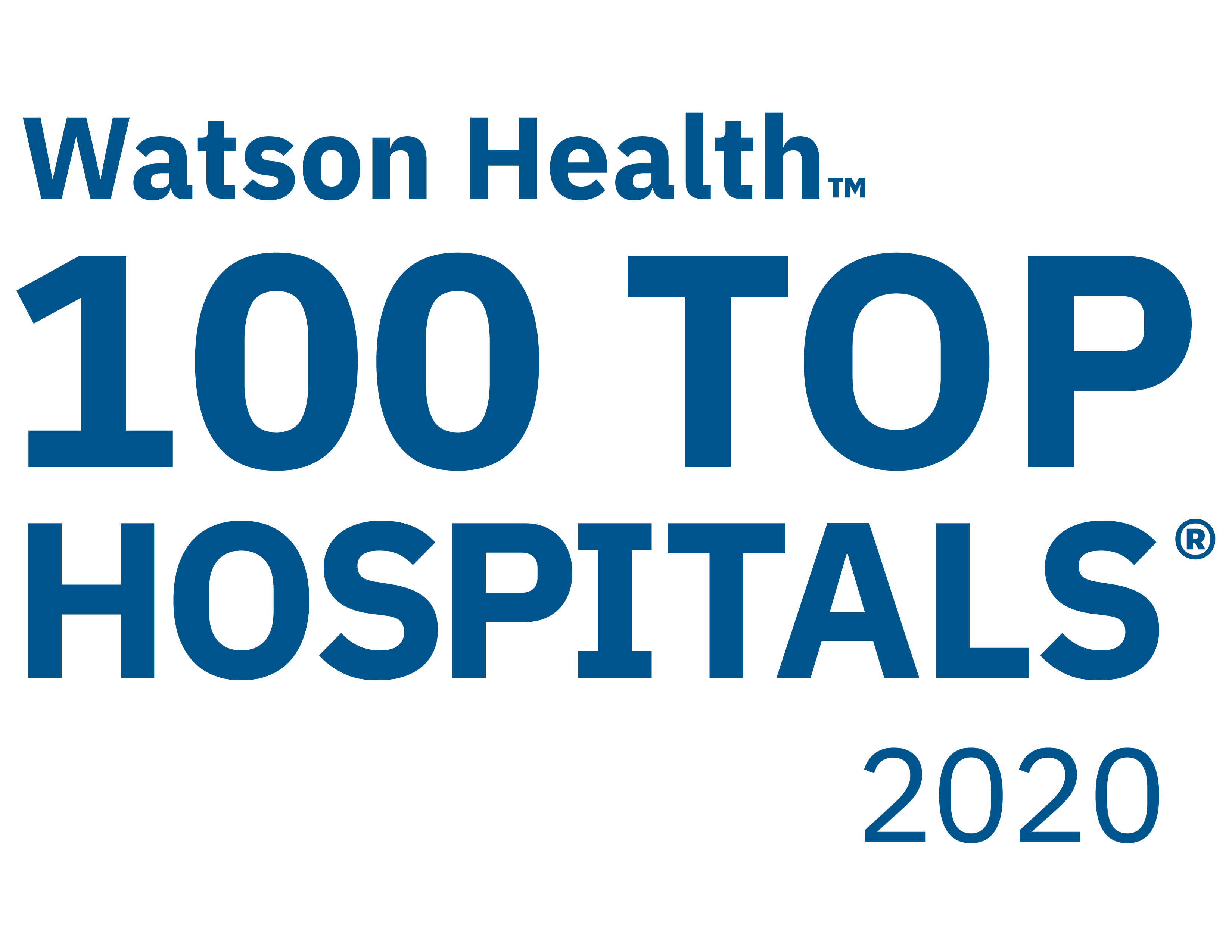 HCA Healthcare/HealthONE's Swedish Medical Center Named to the Fortune/IBM Watson Health(TM) 100 Top Hospitals List