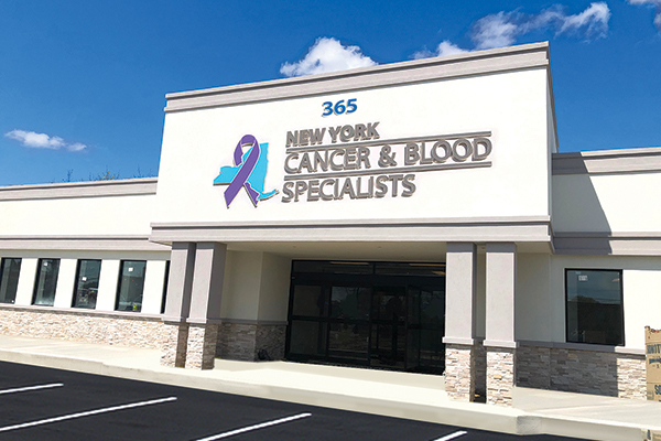New York Cancer & Blood Specialists Opens New Comprehensive Cancer Center in East Patchogue
