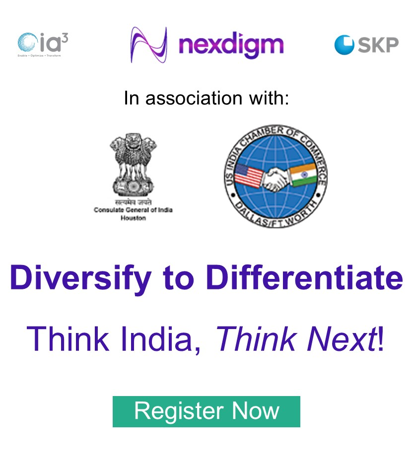 Nexdigm Explores Global Interest in Geographic Diversification with Senior Indian Government Officials and US-Based Industry Experts, Focusing on the US-India Corridor