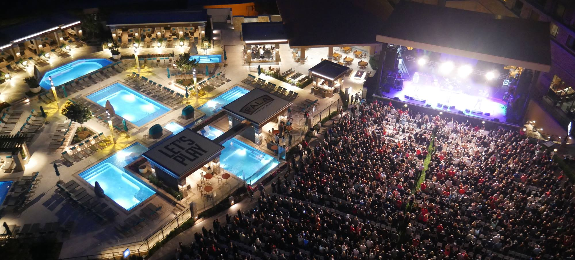 Pala Casino Spa Resort Announces New Outdoor Summer Concert Series