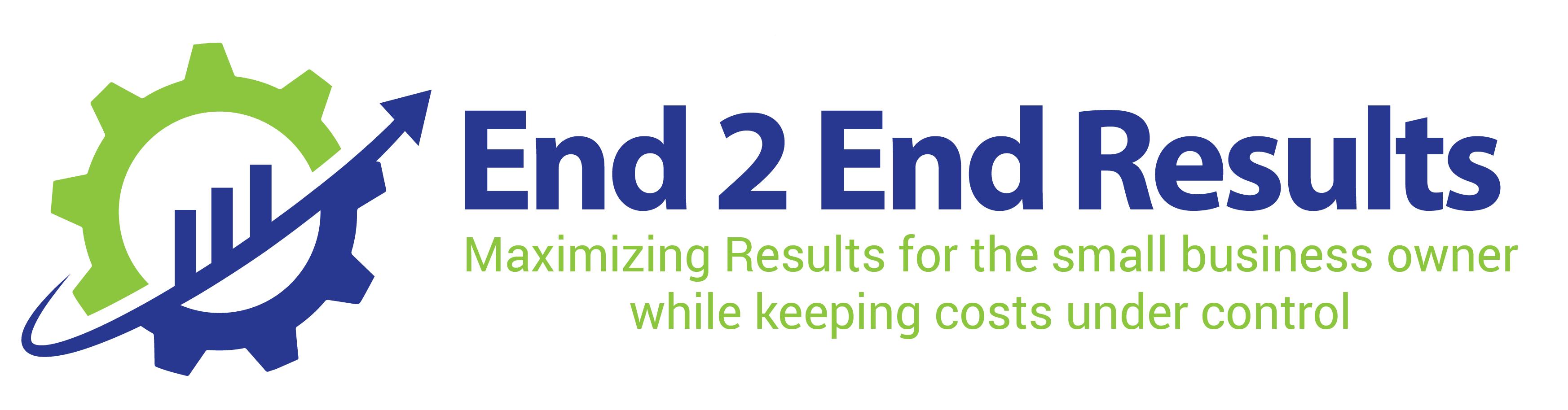 End 2 End Results Vertical Marketing Delivers
