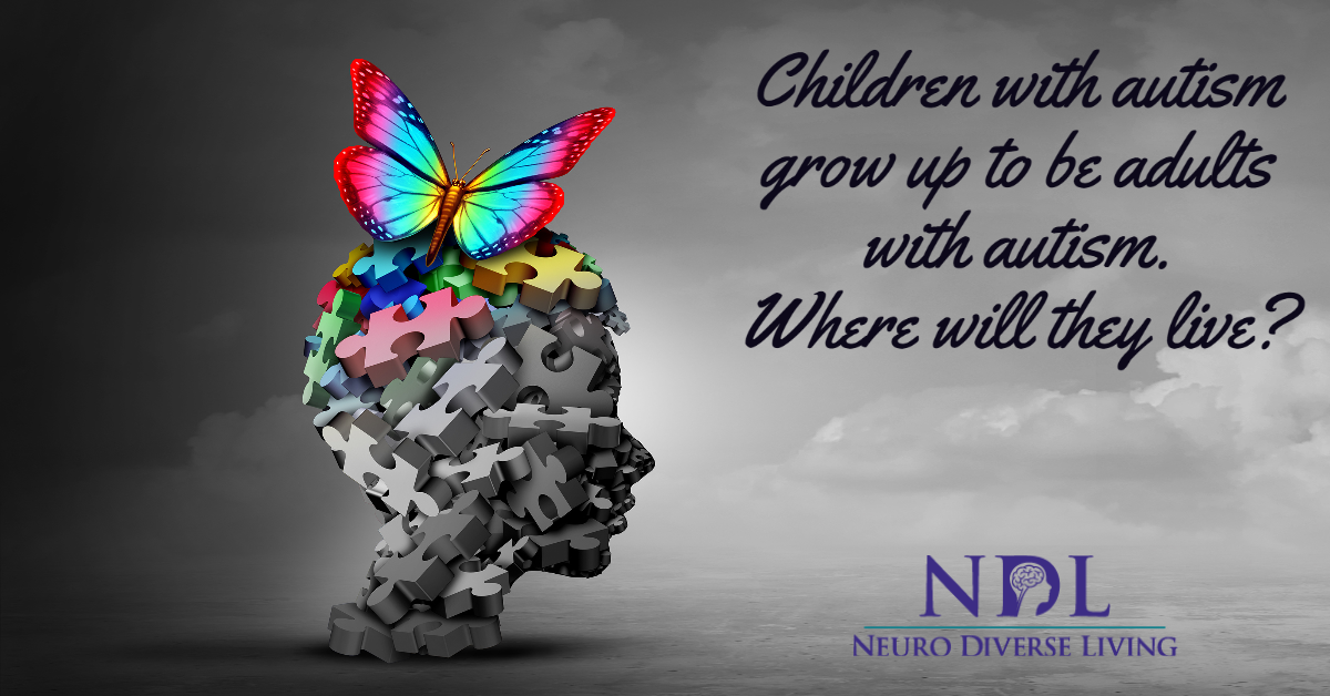 Neuro Diverse Living to Develop Lifelong Housing & Job Opportunities for Those with Autism and Other Neuro-Diversities