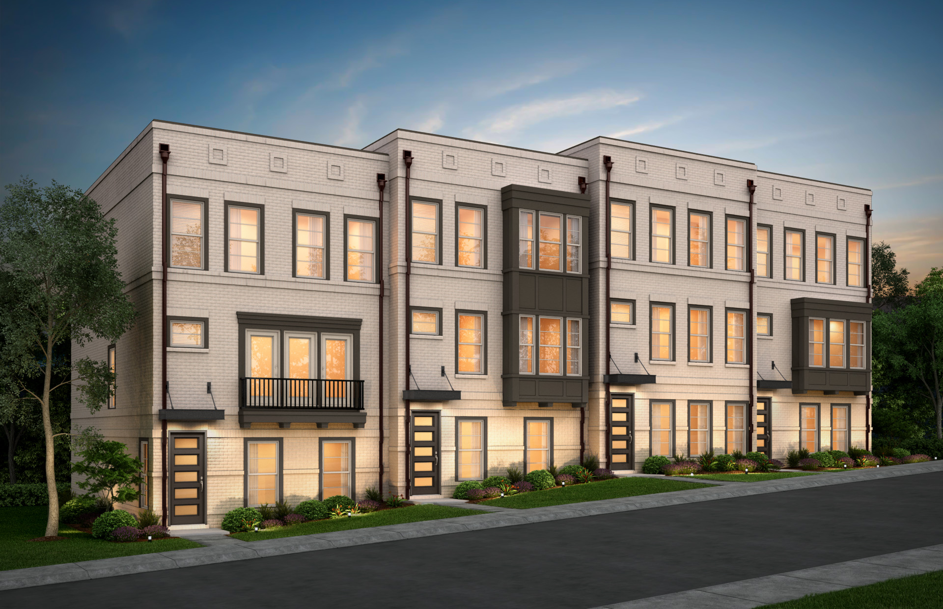 Pulte Homes to Debut Luxury Townhomes at Easton in West Midtown Atlanta