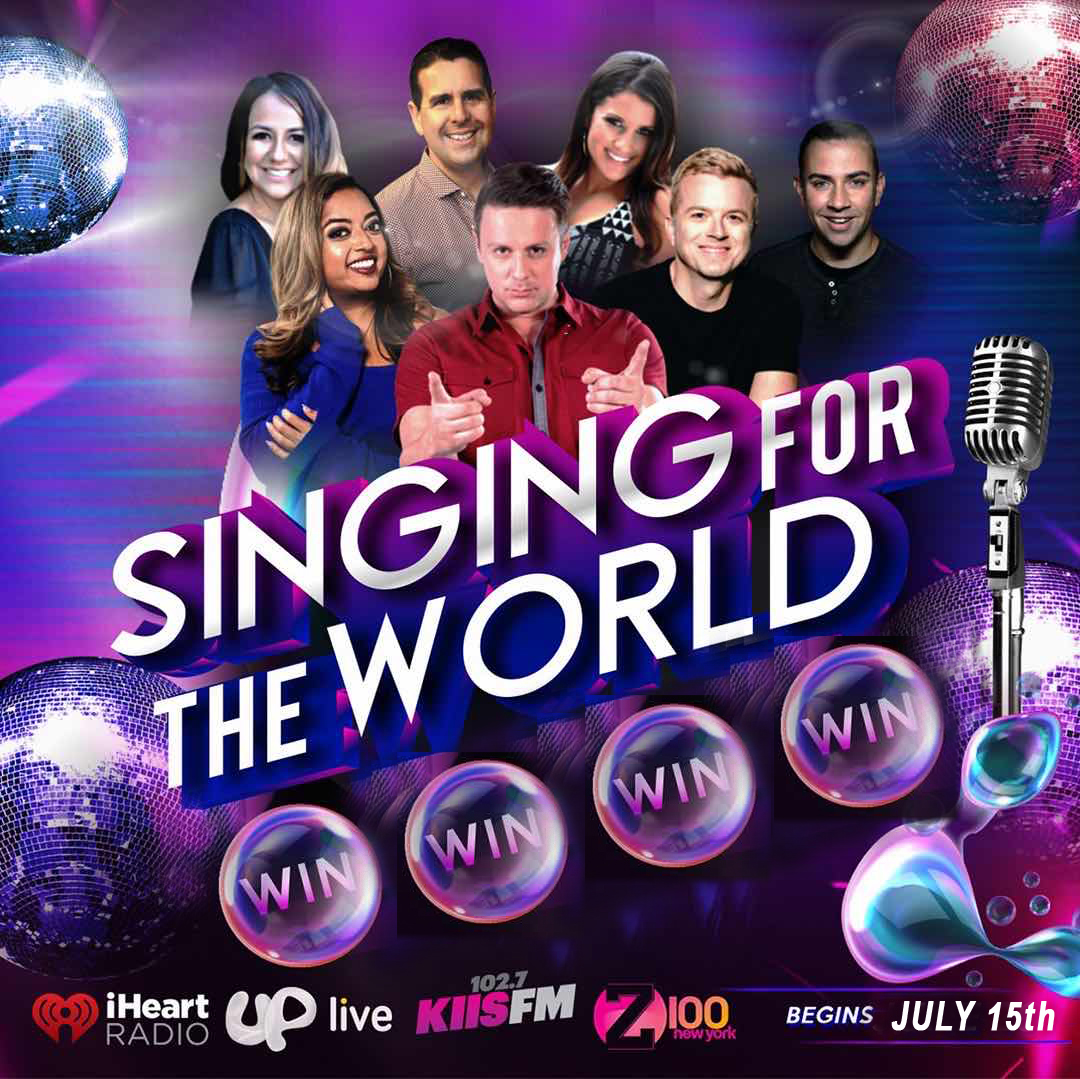 UpLive USA Partners with iHeartRadio to Present a Global Virtual Music Competition