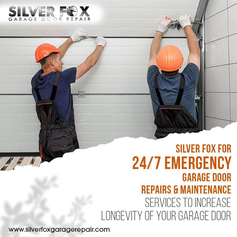 How Silver Fox Garage Door Repair is Following All Preventive Measures When Providing Their Services