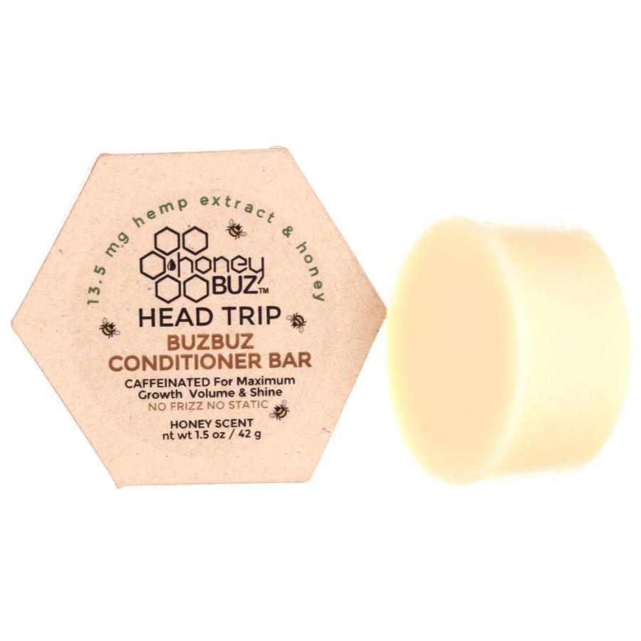 Honey Buz Announces Release of Salon Quality Shampoo and Conditioner Bars