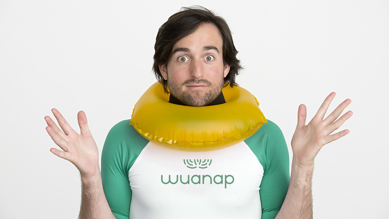 Wuanap, the Smart Lifecollar That Prevents People from Drowning, Will Save Thousands of Lives