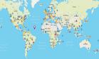 Good News Map Lifts Spirits During Pandemic