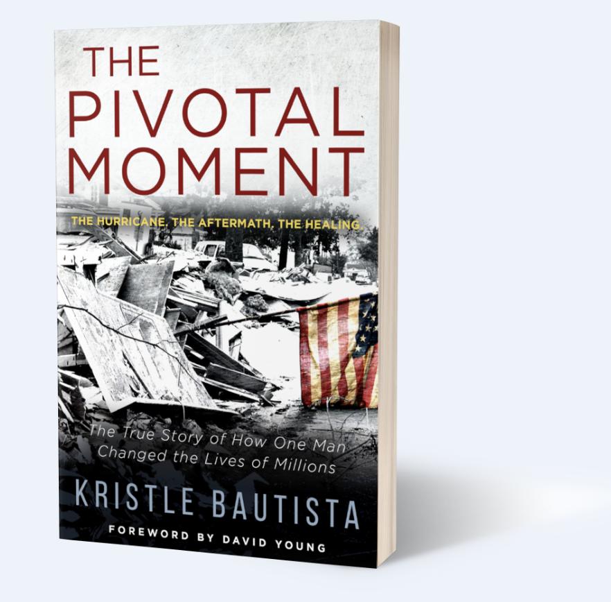 Ex-Police Chief Saving the Lower Ninth Ward; Kristle Bautista's Book,